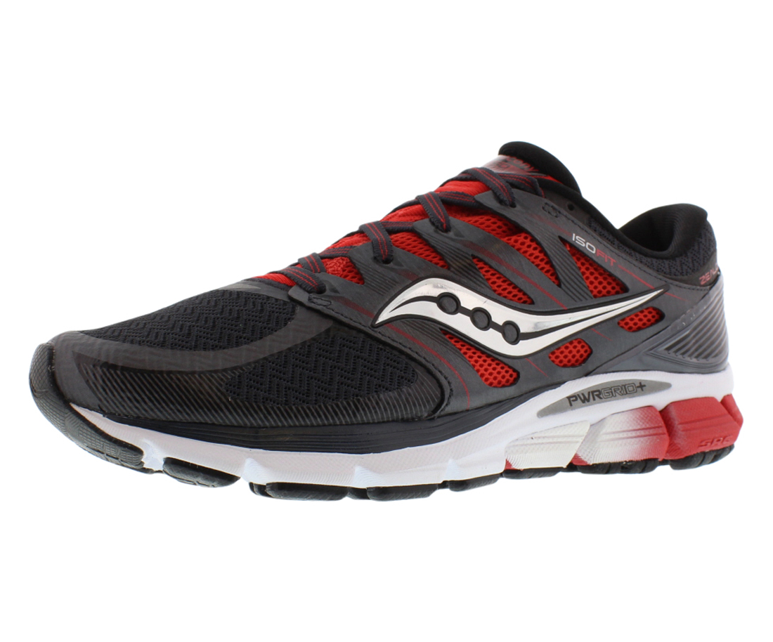Saucony Zealot Iso Running Mens Shoe
