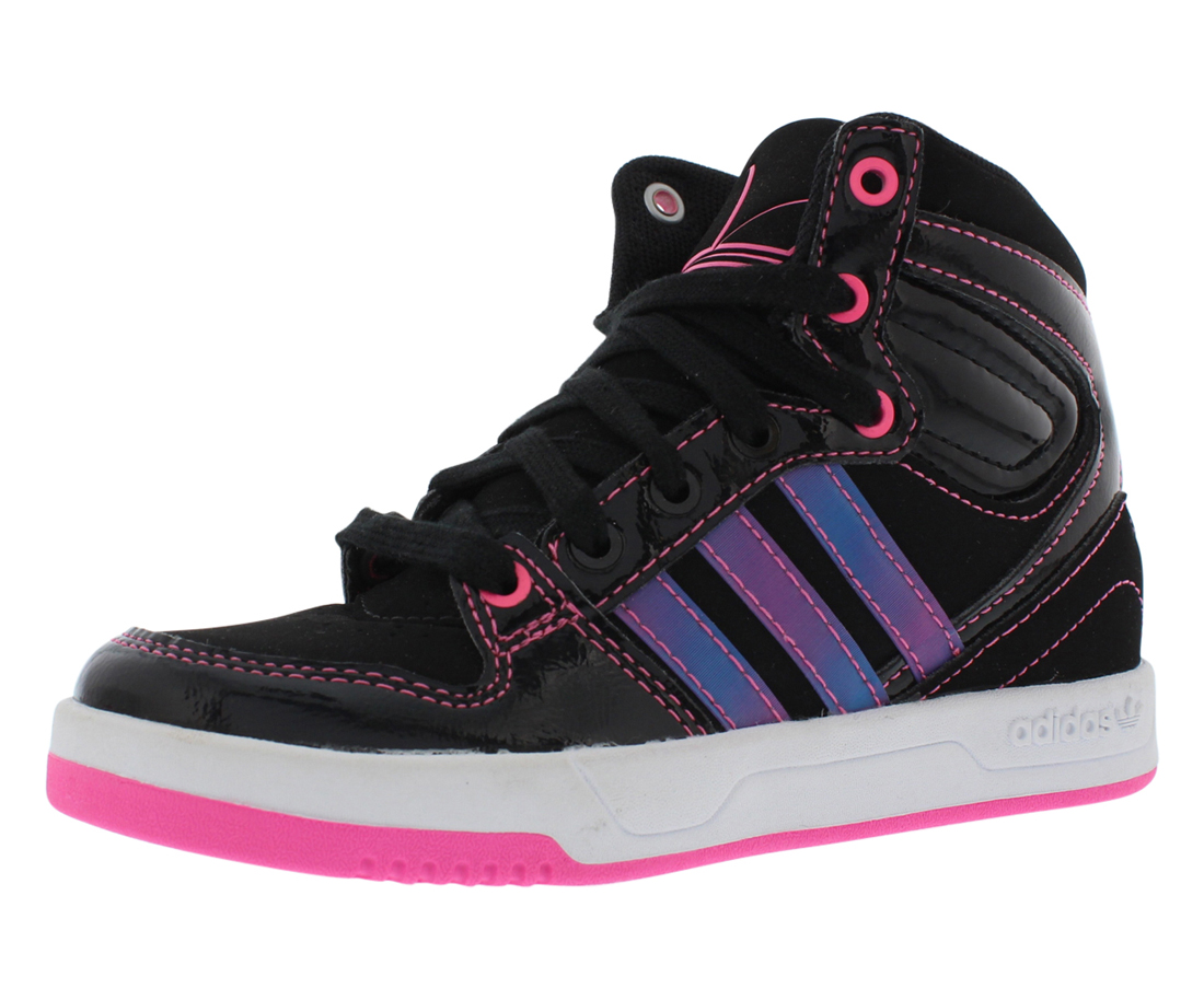 Adidas Court Attitude Girl's Preschool Shoes Size