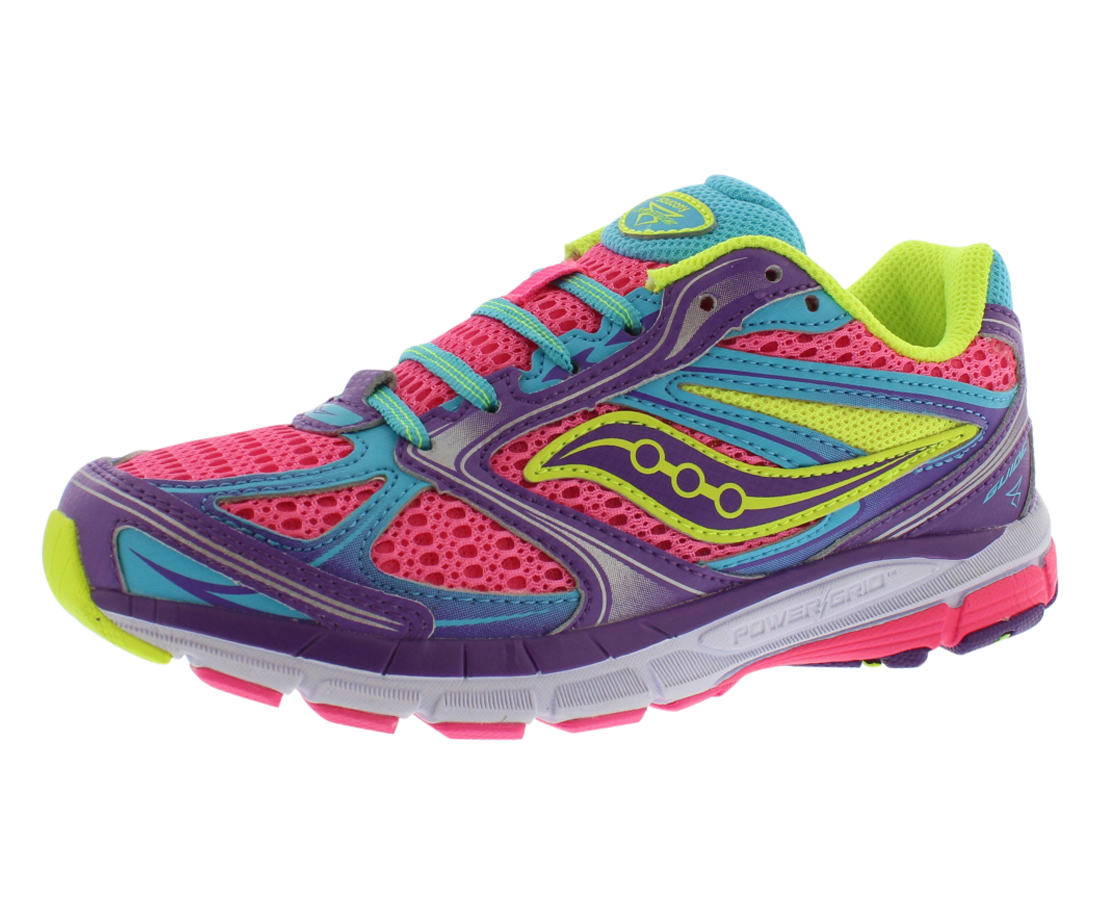 Saucony Guide 8 Running Girl's Shoes