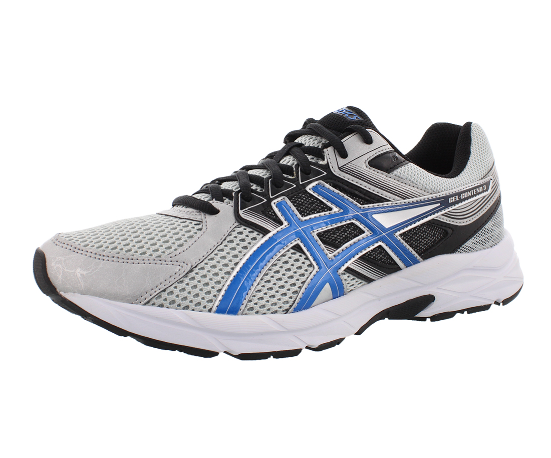 Asics Gel Contend 3 Wide Extra Wide Running Mens Shoe