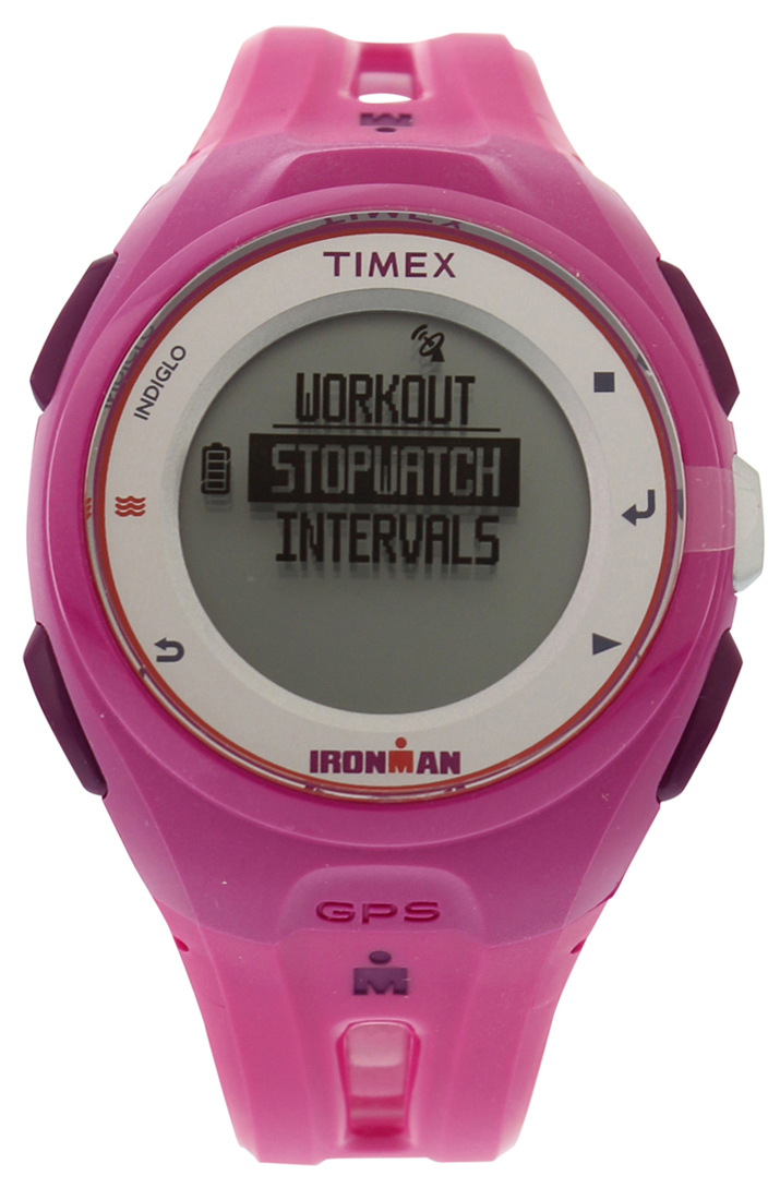 Timex Ironman Run x20 GPS Fitness Watch TW5K87