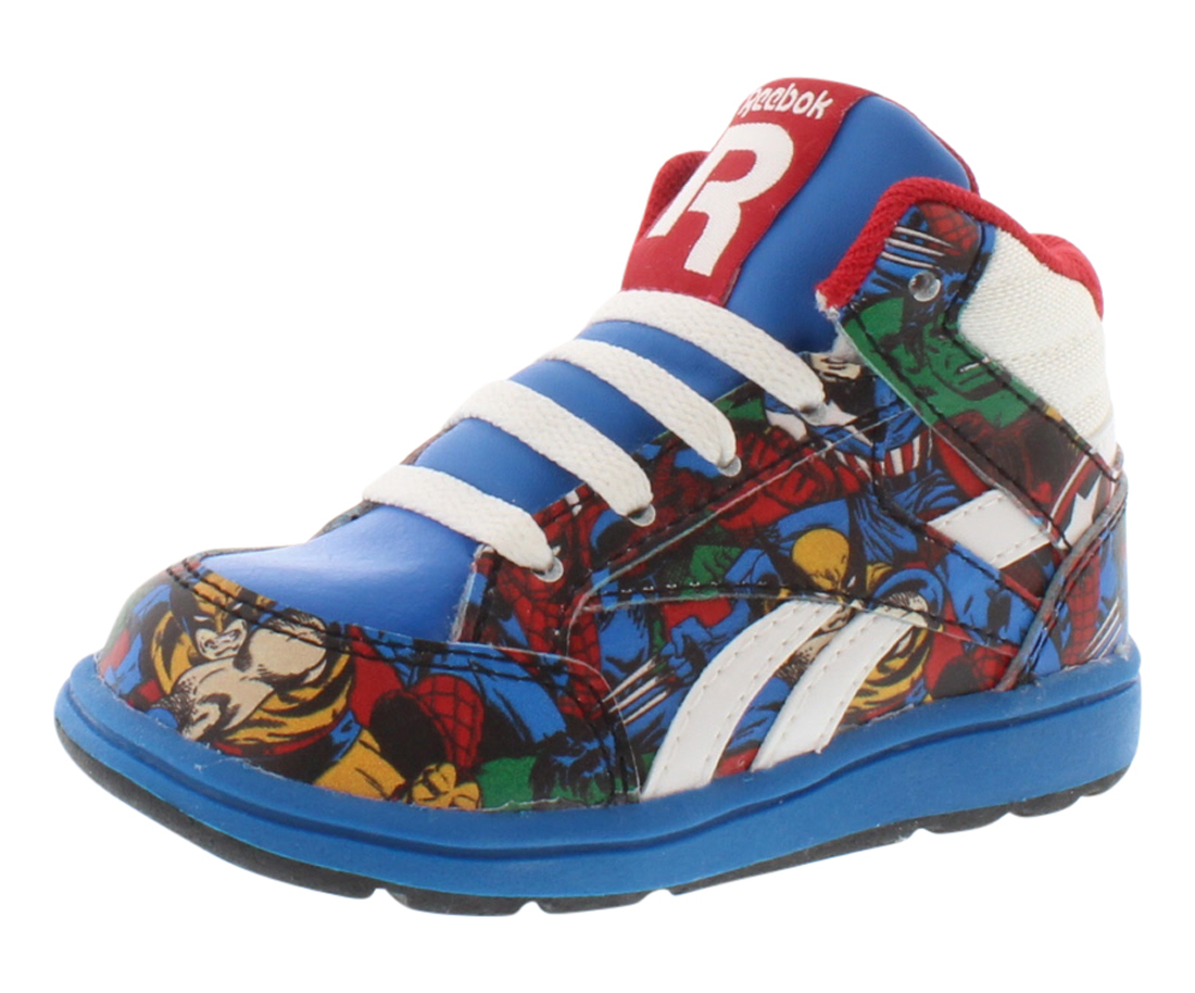 Reebok Sh311 Marvel Infants Shoe