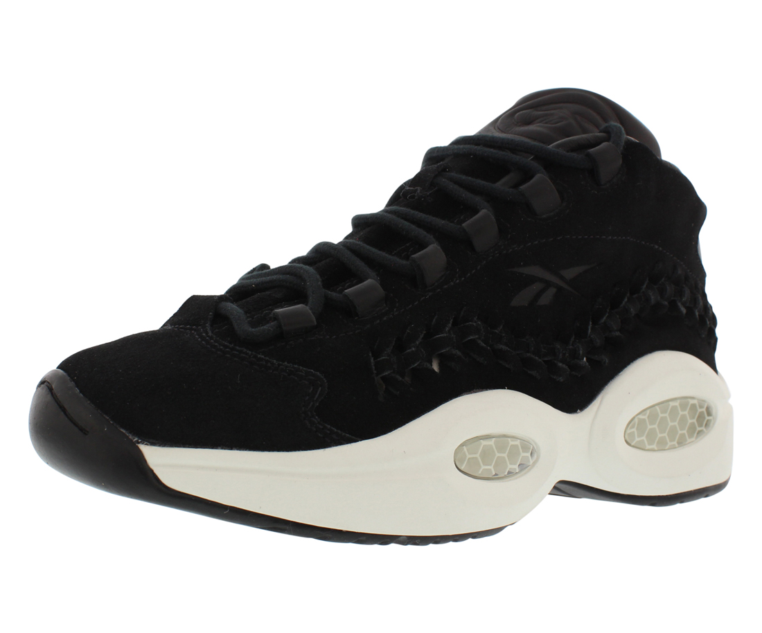 Reebok Question Mid Hof Basketball Mens Shoe