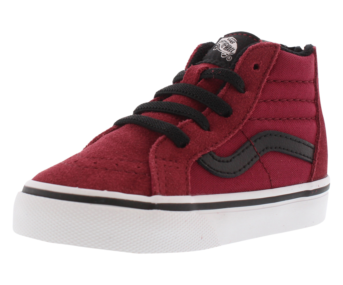 Vans Sk8-Hi-Zip Tibeta Skateboarding Infant Shoes