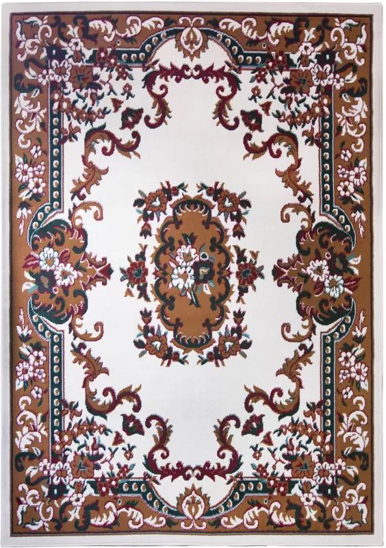 Oriental-Floral-Border-Medallion-Area-Rug-Scrolls-Traditional-Persien-Carpet thumbnail 7