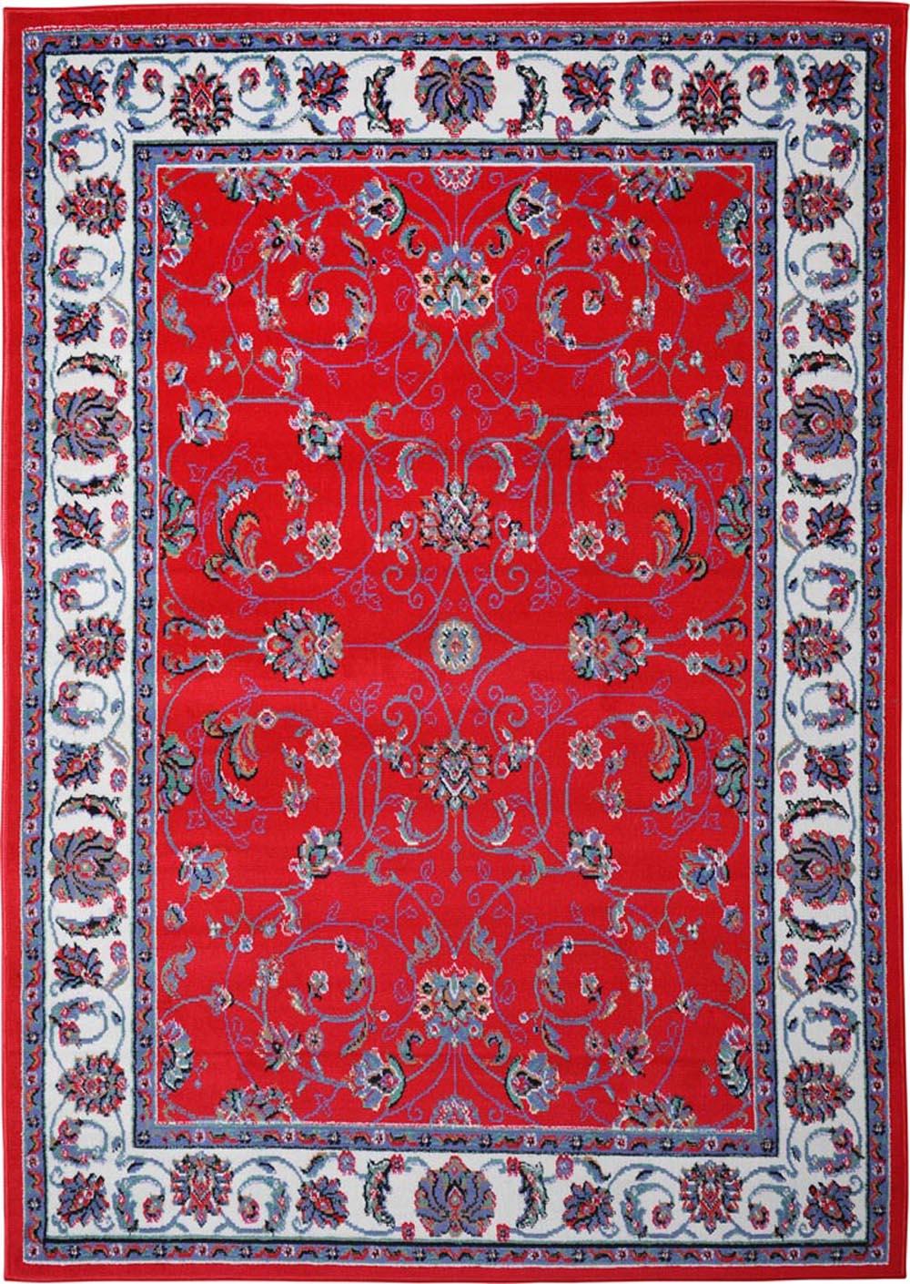 Traditional-Medallion-Persian-3-Pcs-Area-Rug-Oriental-Bordered-Runner-Mat-Set