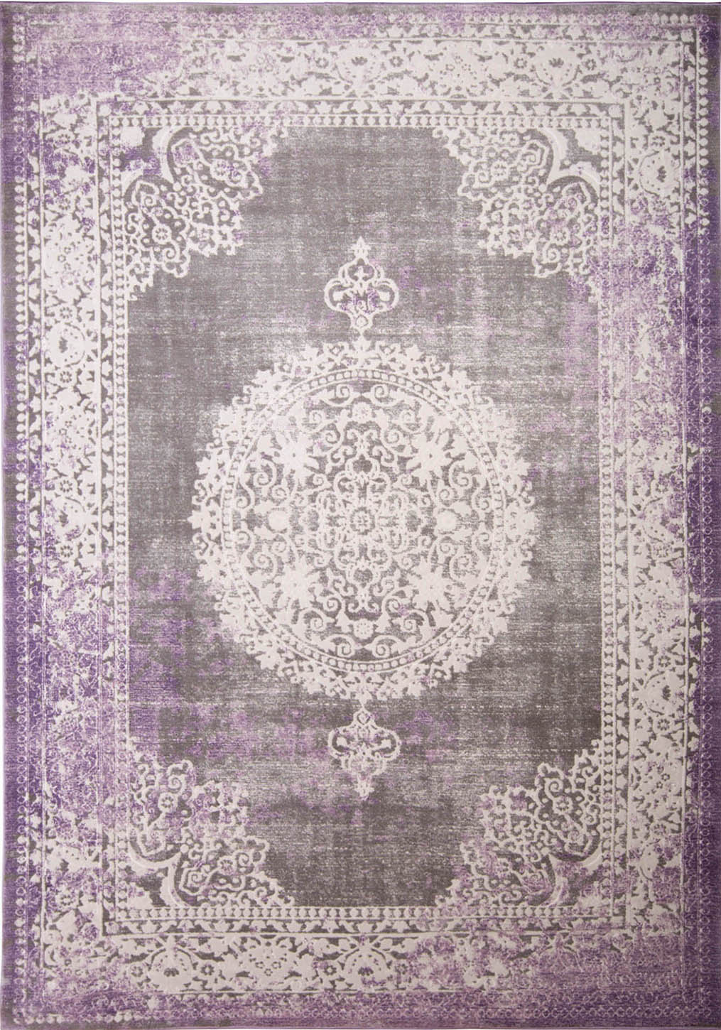 by rug sanderson poppies rugs purple products indigo wallpaper
