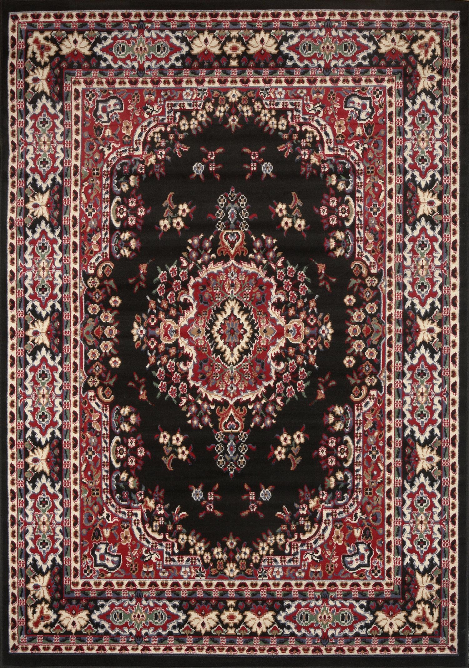 Traditional-Oriental-Medallion-Area-Rug-Persian-Style-Carpet-Runner-Mat-AllSizes thumbnail 5