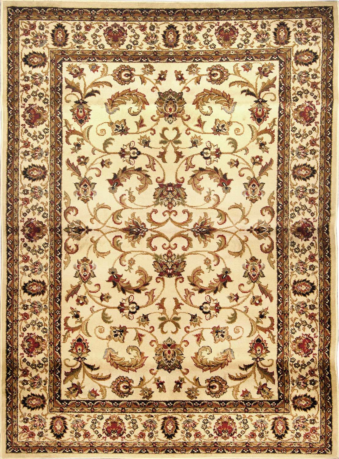 Large Persian 8x11 Area Rug Actual 7 8 Quot X 10 4 Quot Four