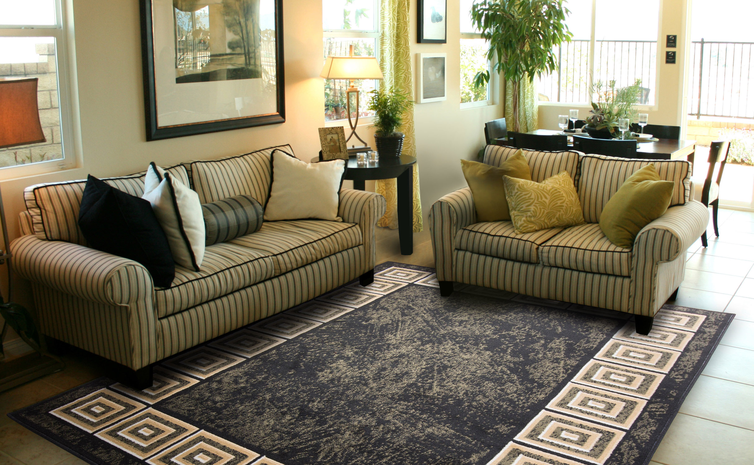 Area Rug On Carpet Living Room. Room Area Rug On Carpet Living ...