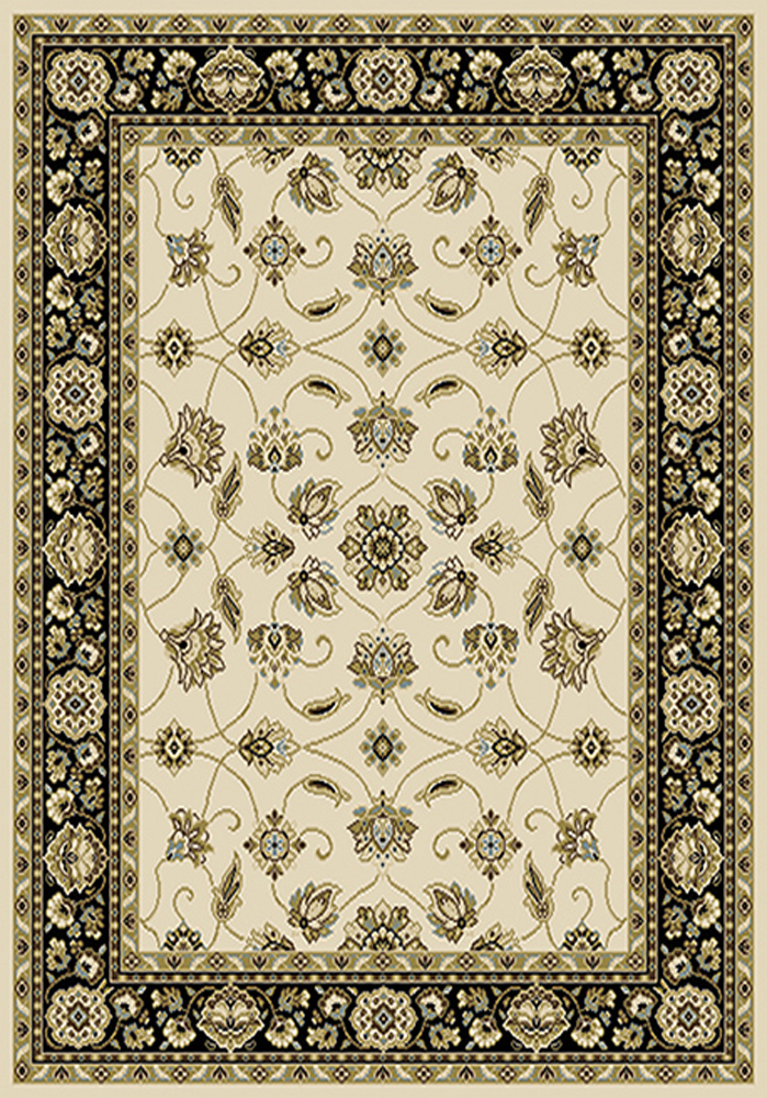 Modern Shapes Area Rug 8x11 Contemporary Abstract Carpet