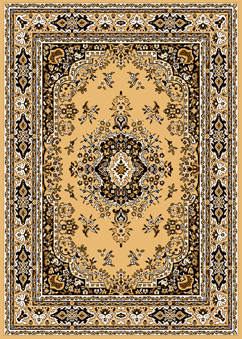 Large Traditional 8×11 Oriental Area Rug Persian Style Carpet -Approx 7'8″x10'8″