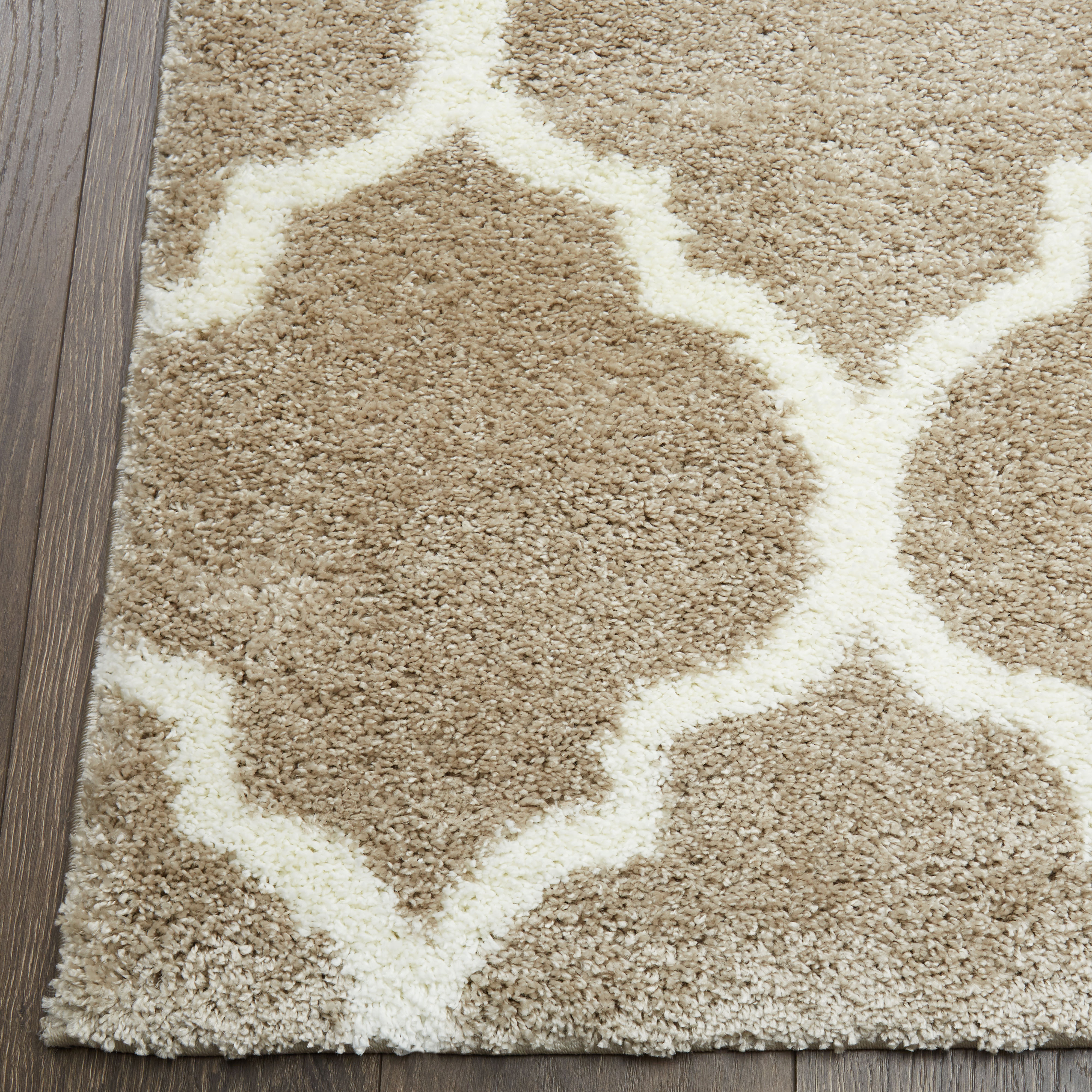 beauty barcelona rug rust orl shag orange products soft rugs of light brown