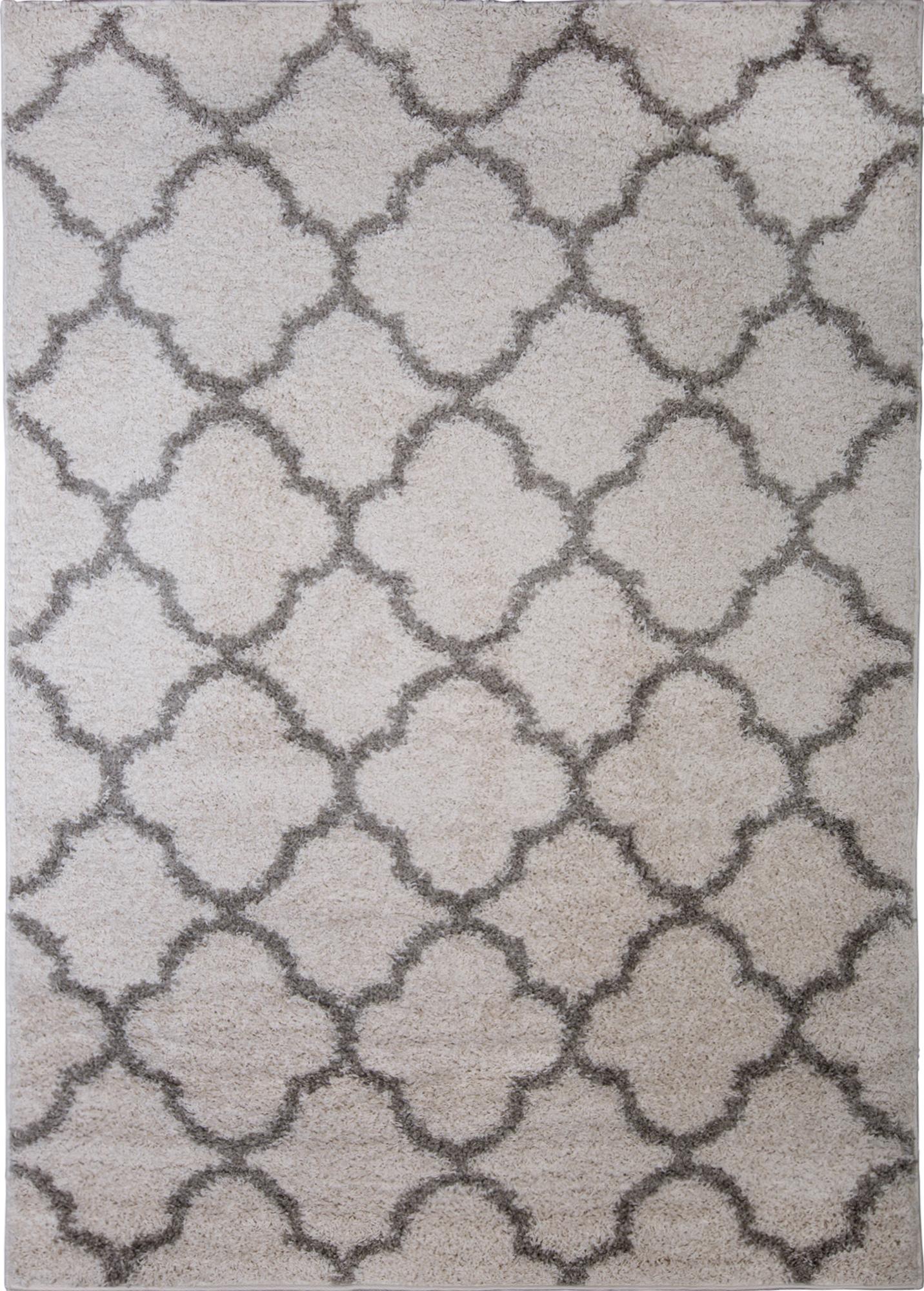 rug nicole miller nmhvs blend carpet solid gray area rugs flokati shag rs itm designer cotton nm