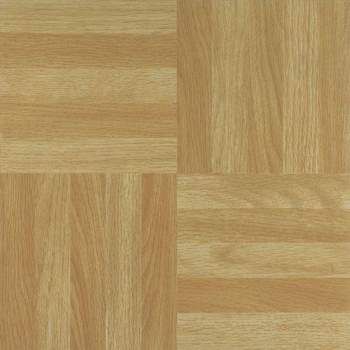Wood Pattern Self Adhesive Peel N Stick Vinyl Floor Tile