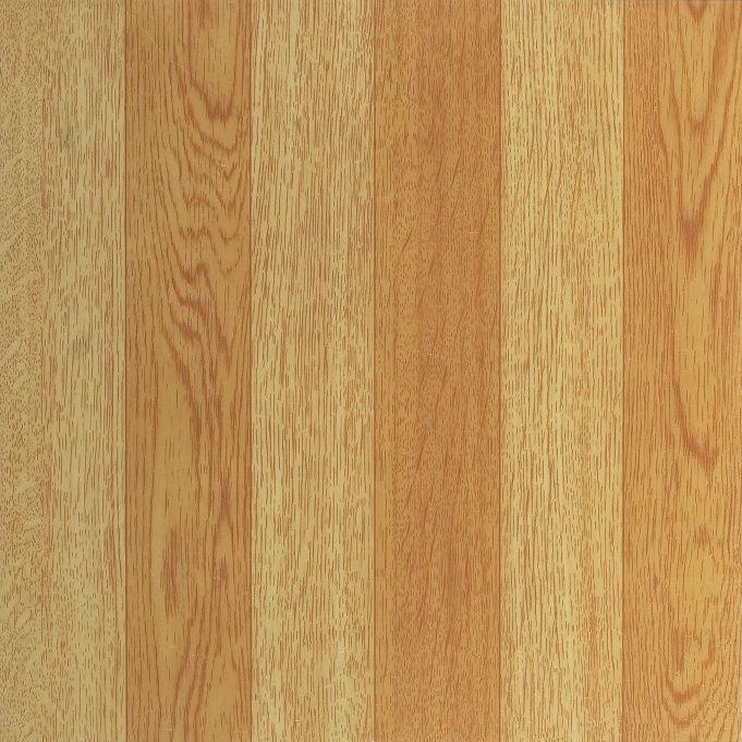 Light Oak Plank Wood Self Stick Adhesive Vinyl Floor Tiles
