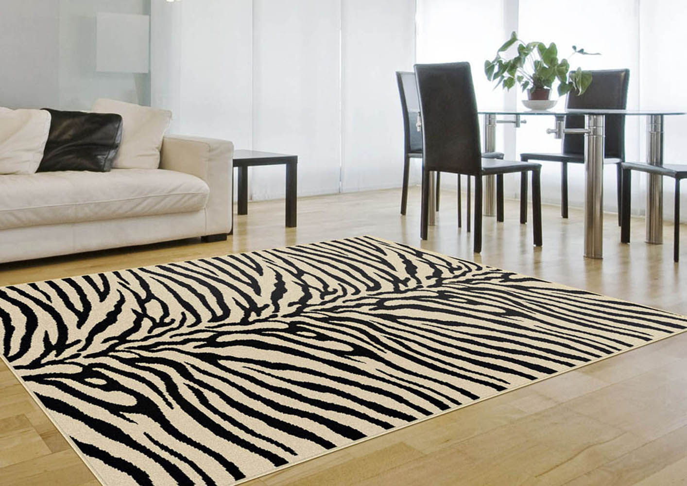 Tropical Print Runner Rugs Carpet Vidalondon