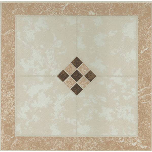 Marble Vinyl Floor Tiles 40 Pcs Self-Adhesive Flooring