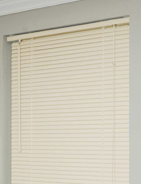 Window Blinds Mini Blinds 1 Quot Cream Alabaster Beige Vinyl
