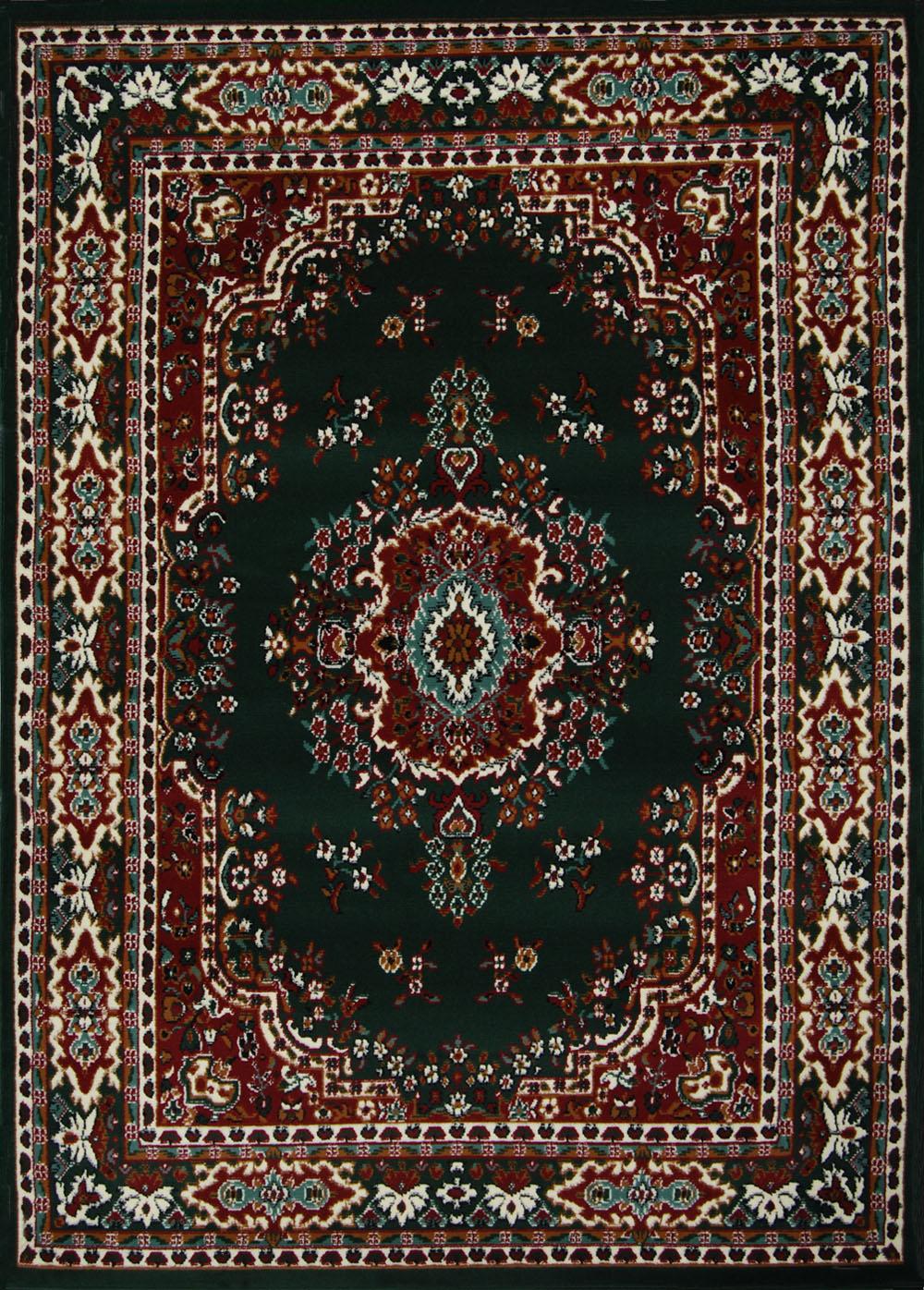 Traditional-Oriental-Medallion-Area-Rug-Persian-Style-Carpet-Runner-Mat-AllSizes thumbnail 11
