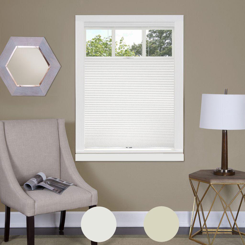 Cordless Cellular Window Shades Top Down Bottom Up Honeycomb Skylight Blinds Ebay