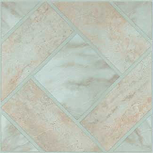 Marble Vinyl Floor Tile 40 Pcs Self Adhesive Flooring