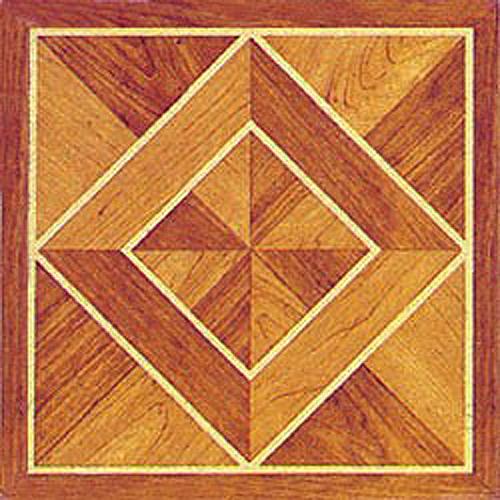 Wood Vinyl Tiles 40 Pieces Self Adhesive Indoor Flooring