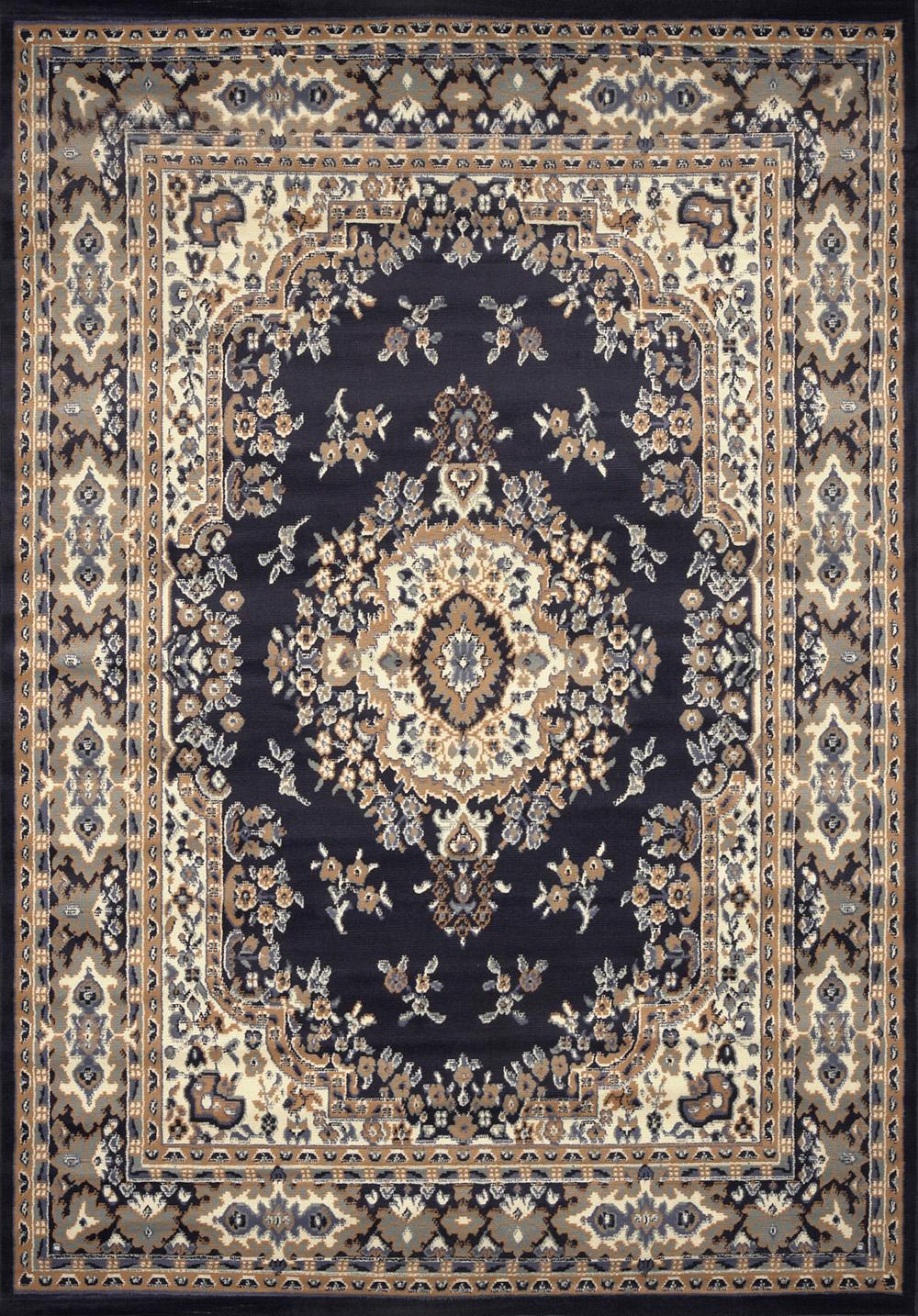 Traditional-Oriental-Medallion-Area-Rug-Persian-Style-Carpet-Runner-Mat-AllSizes thumbnail 13