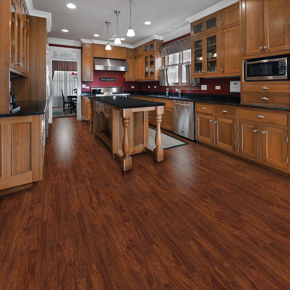 Self Stick Kitchen Flooring