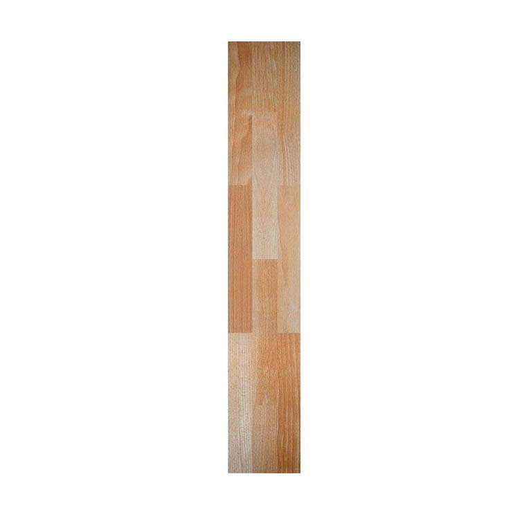 Light Oak Plank Wood Self Stick Adhesive Vinyl Floor Tiles: Self-Adhesive Vinyl Planks Hardwood Wood Peel 'N Stick