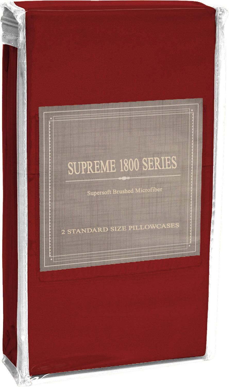 Supreme-Super-Soft-4-Piece-Bed-Sheet-Set-Deep-Pocket-Bedding-All-Colors-Sizes thumbnail 58