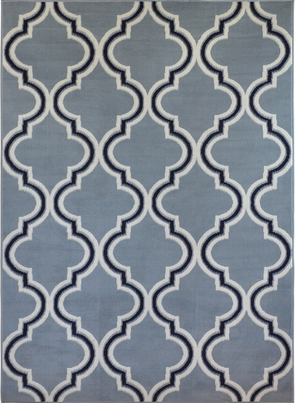 rug accent at senses teal home in