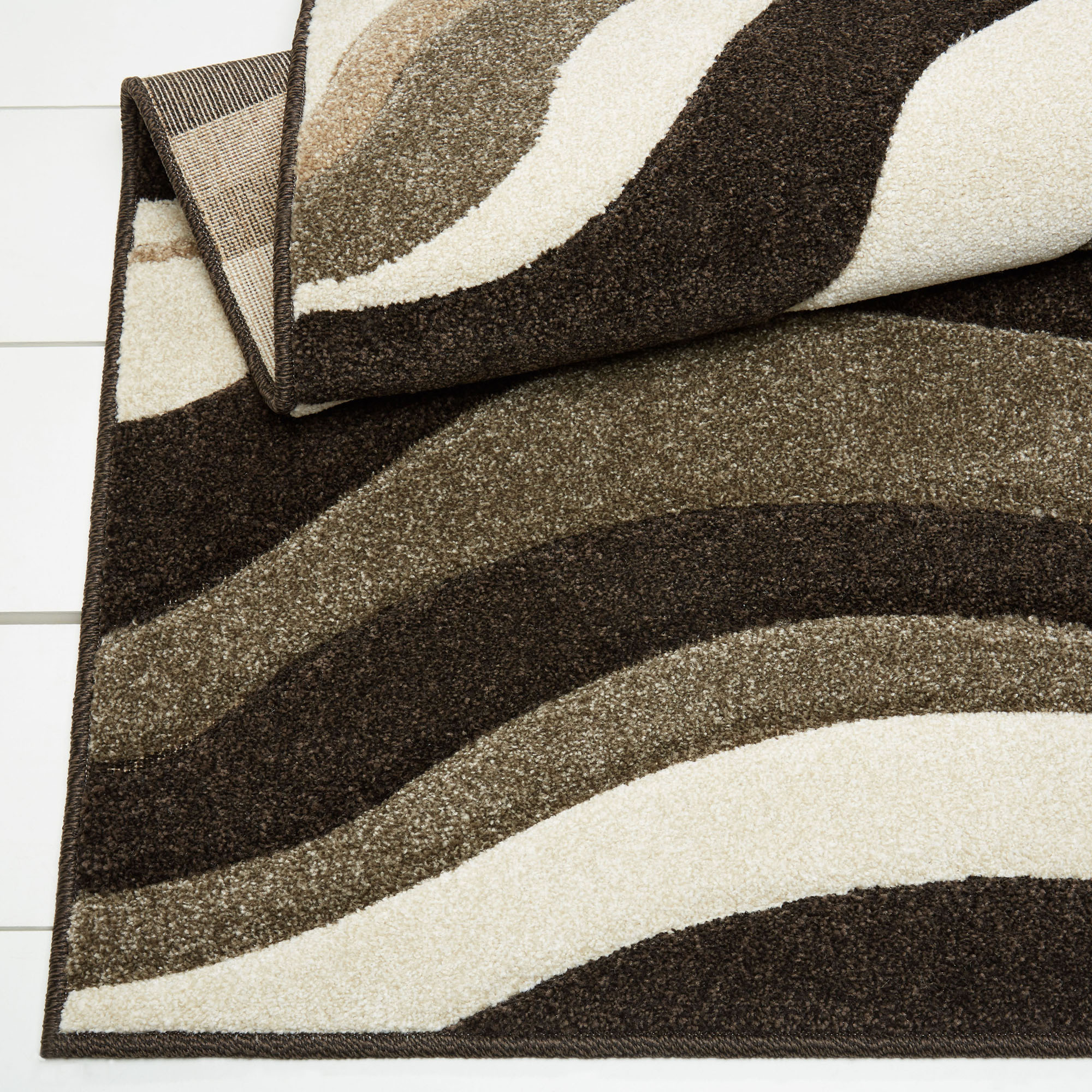 black com home amazon white lavish rugs rug area breton dining by kitchen stripe dp