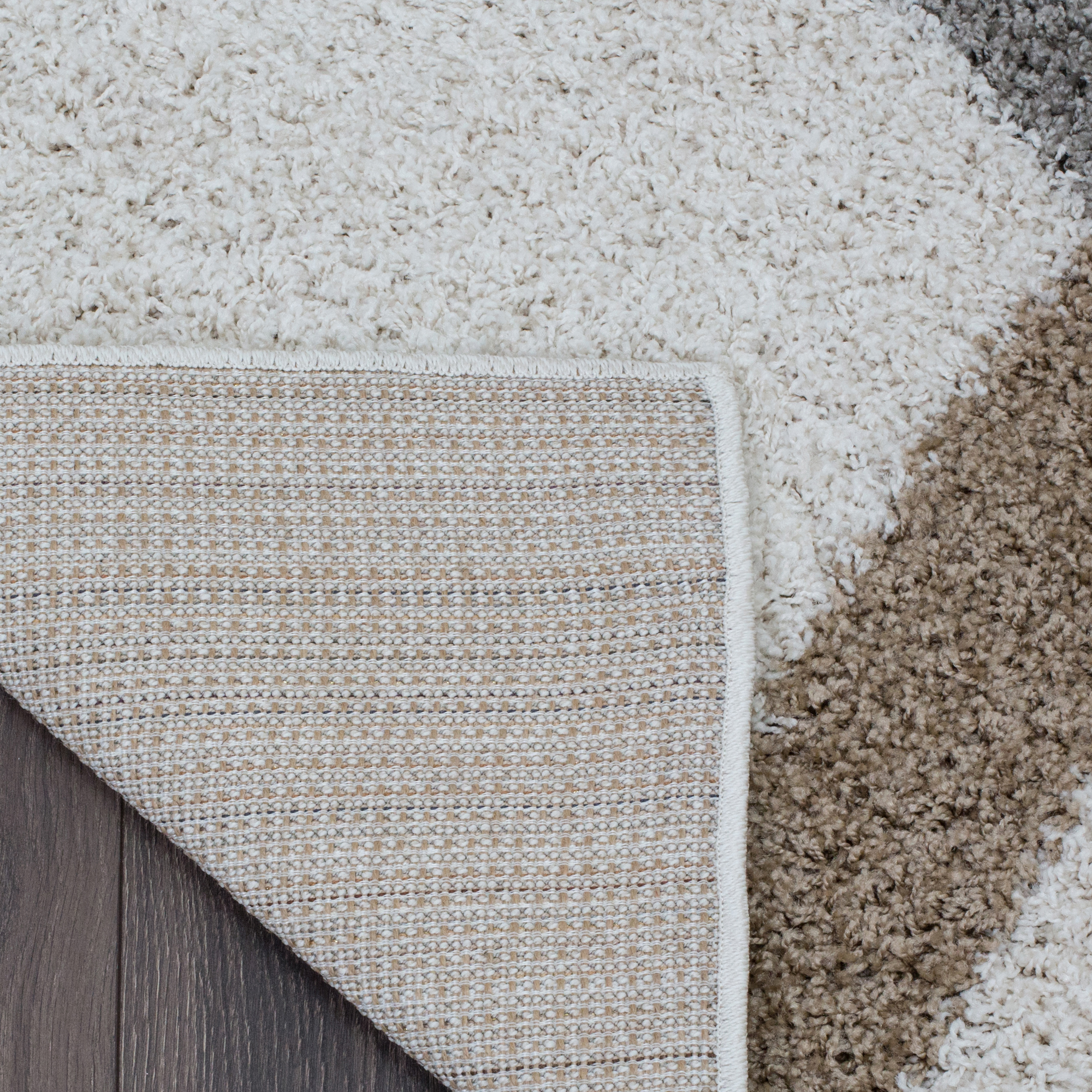 Ikea Off White Rug Ebay: Shag Rugs Modern Area Rug Contemporary Abstract Or Solid