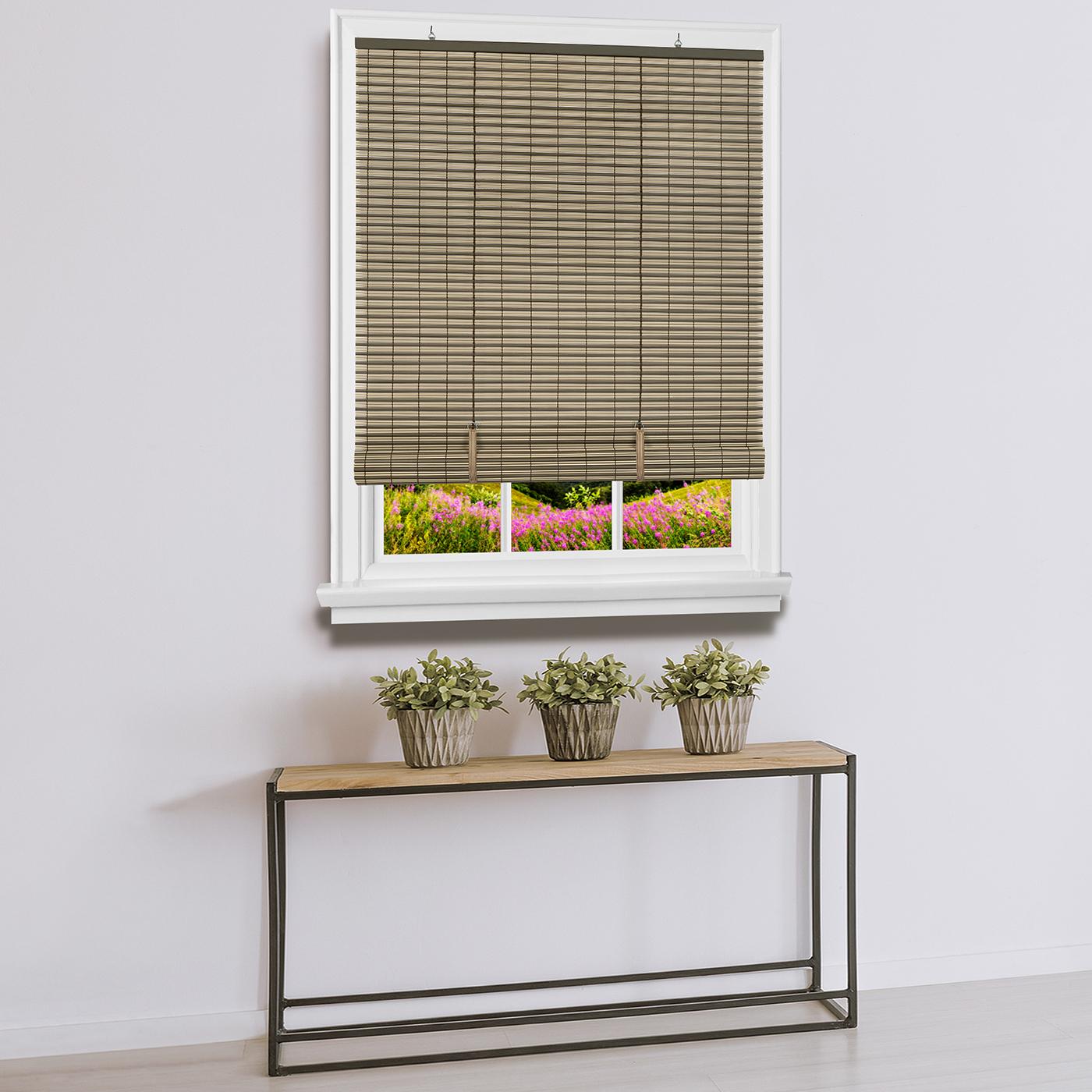 Costo Veranda In Pvc detalles acerca de dos tonos ventana de filtrado de luz acumulados de  inalámbrico oval persianas tonos- mostrar título original