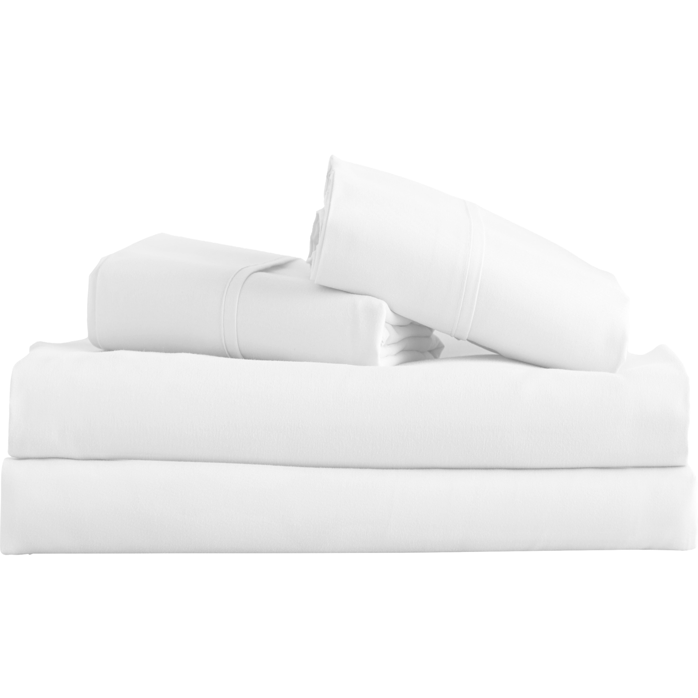 Supreme-Super-Soft-4-Piece-Bed-Sheet-Set-Deep-Pocket-Bedding-All-Colors-Sizes thumbnail 102