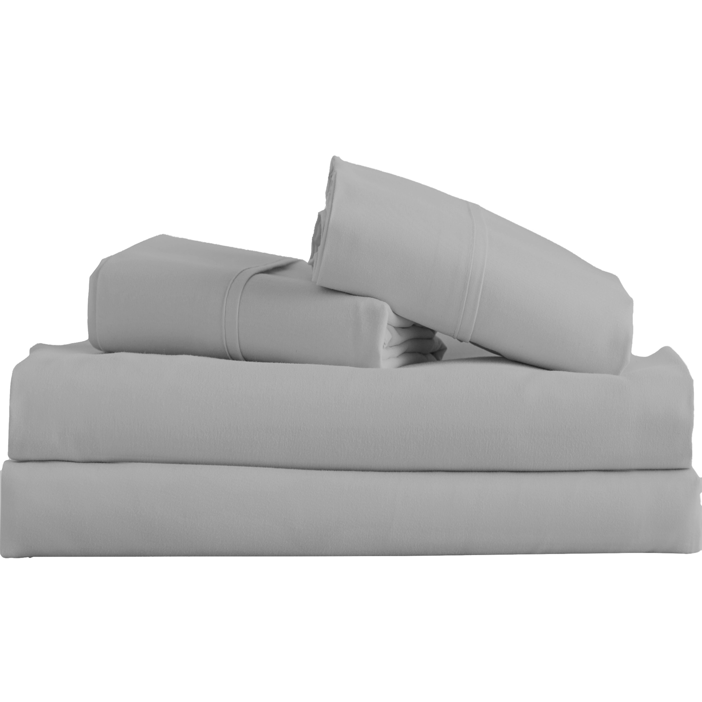Supreme-Super-Soft-4-Piece-Bed-Sheet-Set-Deep-Pocket-Bedding-All-Colors-Sizes thumbnail 14