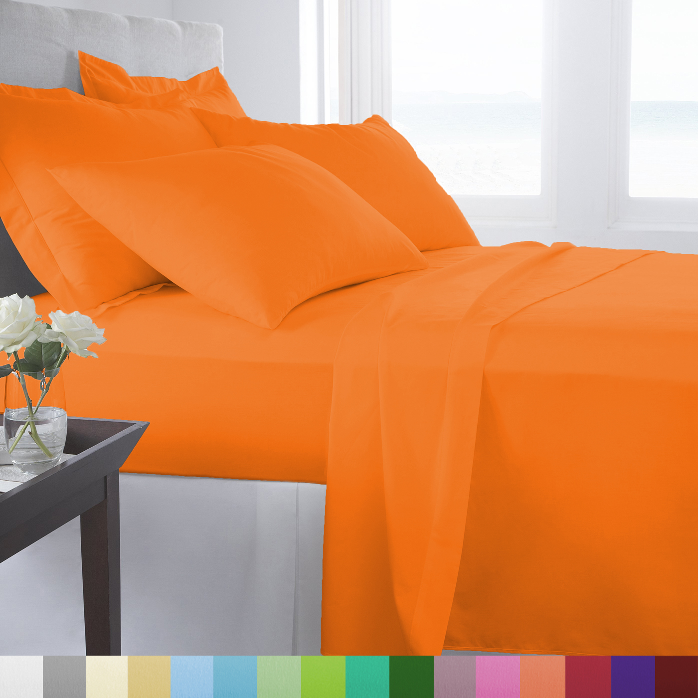 ... Deep Pocket Bedding   All Colors Sizes; Picture 2 Of 5 ...