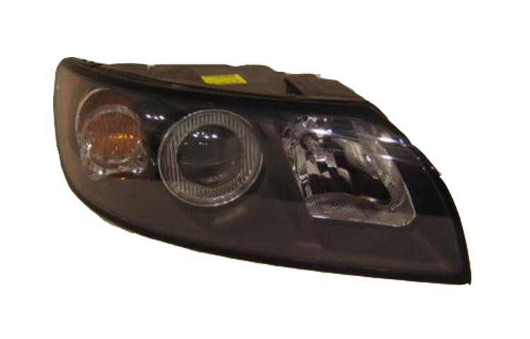 2007 volvo s40 headlight bulb replacement