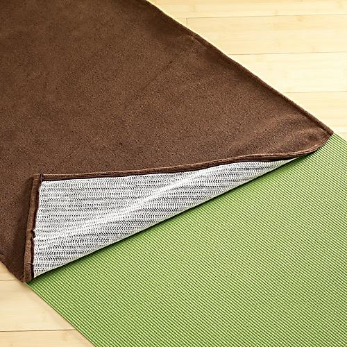 Skidless Yoga Mat Towel