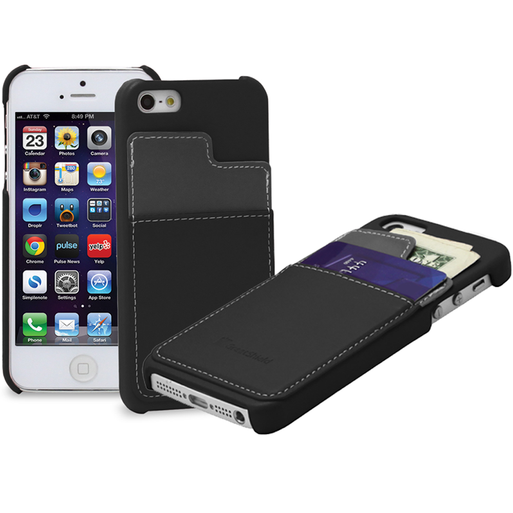 IPHONE 5S COVER WITH CARD HOLDER
