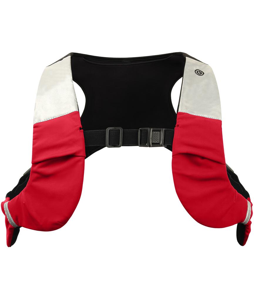 greatshield safety reflective vest night sports bike running jog w pouch pocket ebay. Black Bedroom Furniture Sets. Home Design Ideas