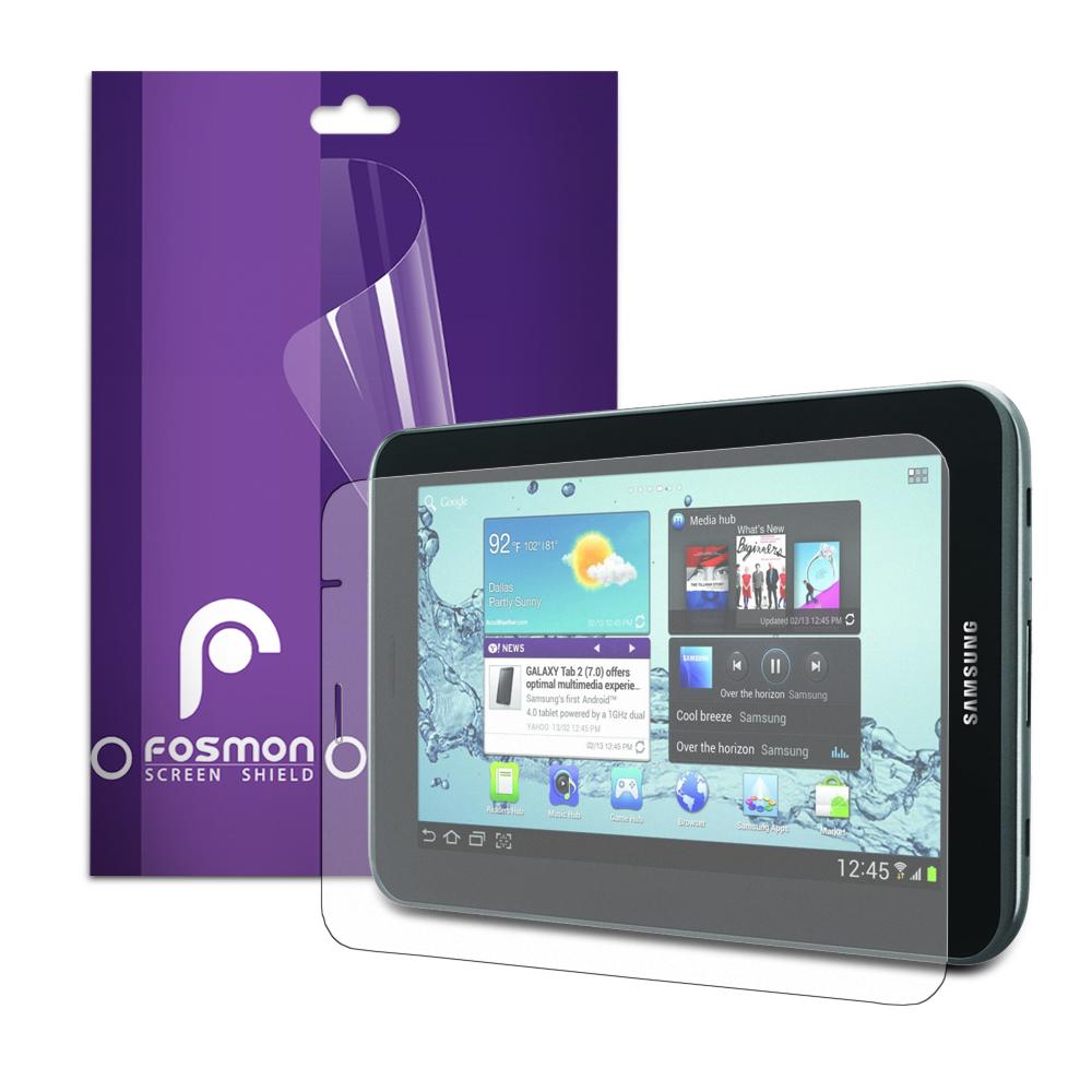 "3X Anti Glare Screen Protector Film for Samsung Galaxy Tab 2 7 0 7"" Tablet P3100"