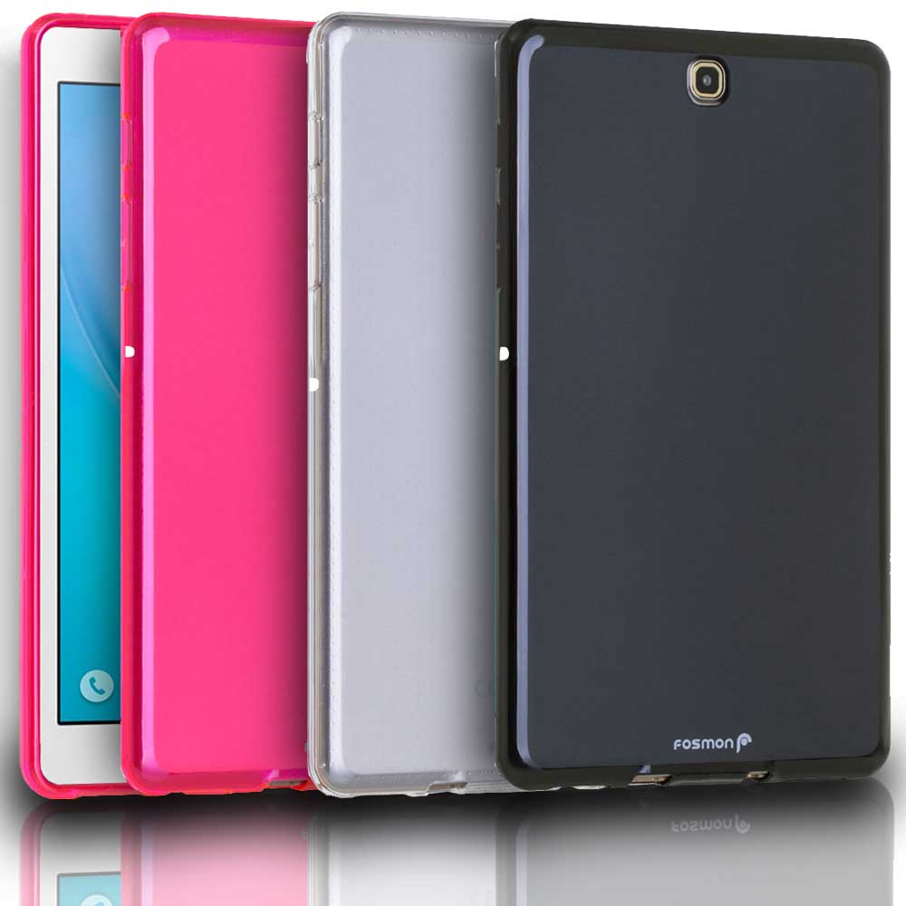 Frosted Matte TPU Gel Protective Case Cover Skin For Samsung Galaxy Tab S2 9.7 | eBay