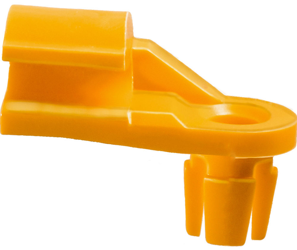 """LH For Chrysler Clipsandfasteners Inc 50 Door Lock Rod Clips 5//32/"""" Rod Size"""
