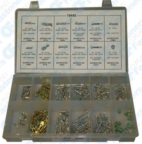 223 Piece Gm Oem Electrical Terminal Kit Assortment Ebay