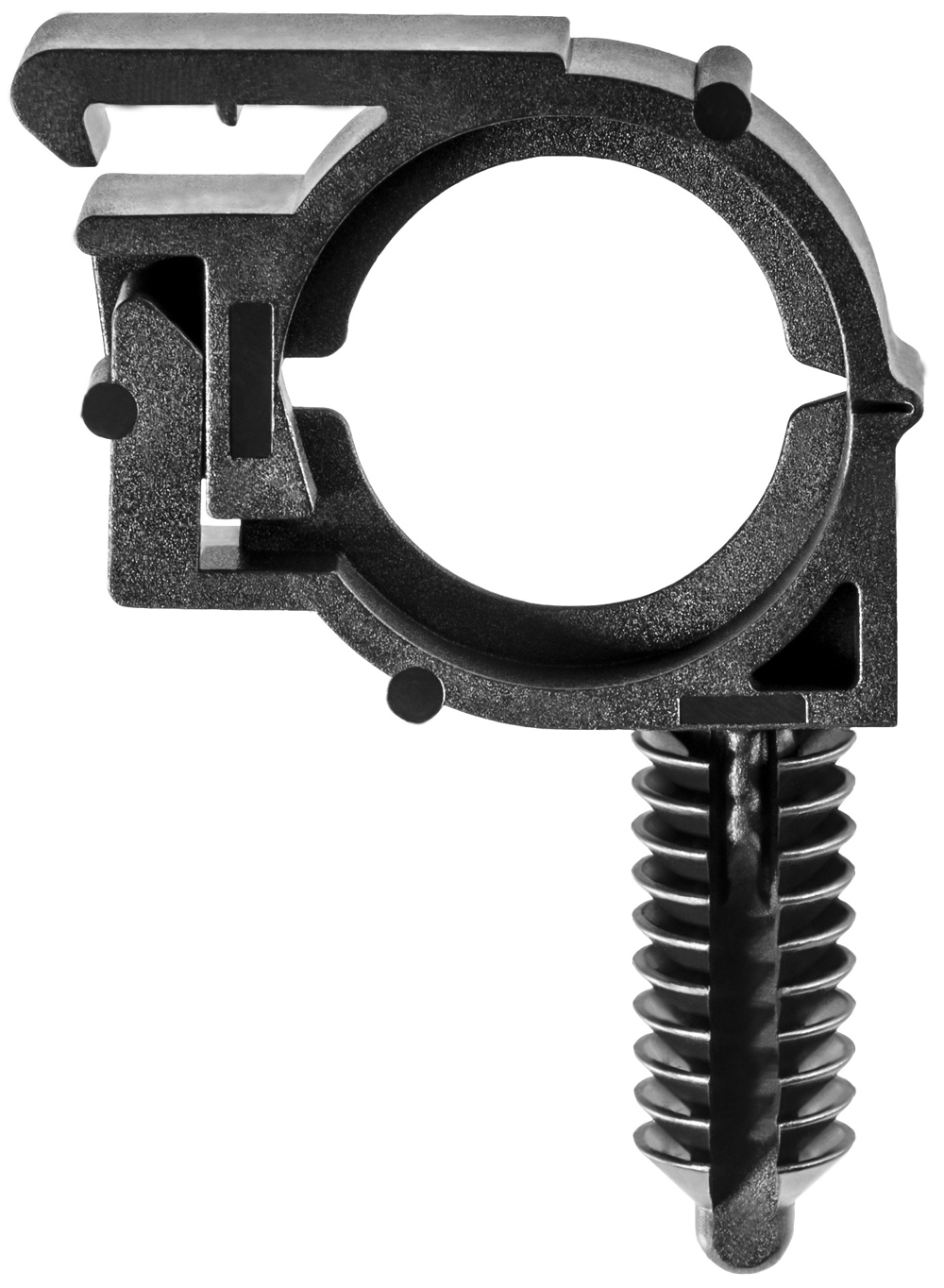 Clipsandfasteners Inc 15 Wire Loom Routing Clips For 1  2 I
