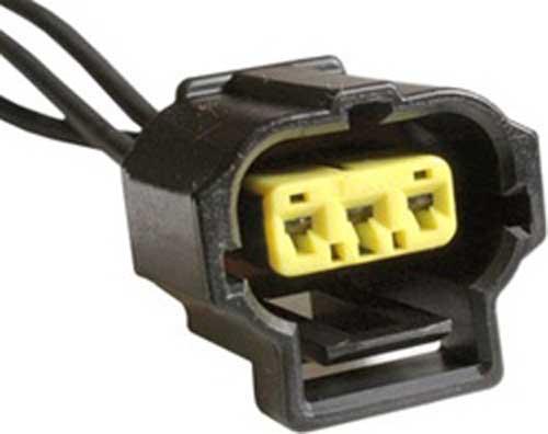 ford wiring harness plug connectors ford alternator wire harness connector 1u2z-14s411-ta | ebay