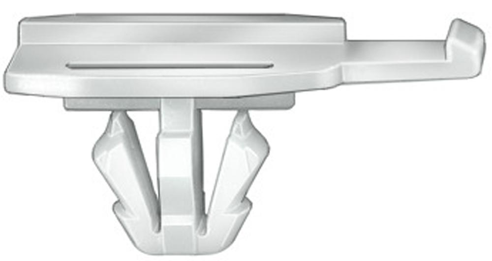 20 Rocker Panel Moulding Clip Natural Nylon Retainer A 21512 7L0-839-069 For VW