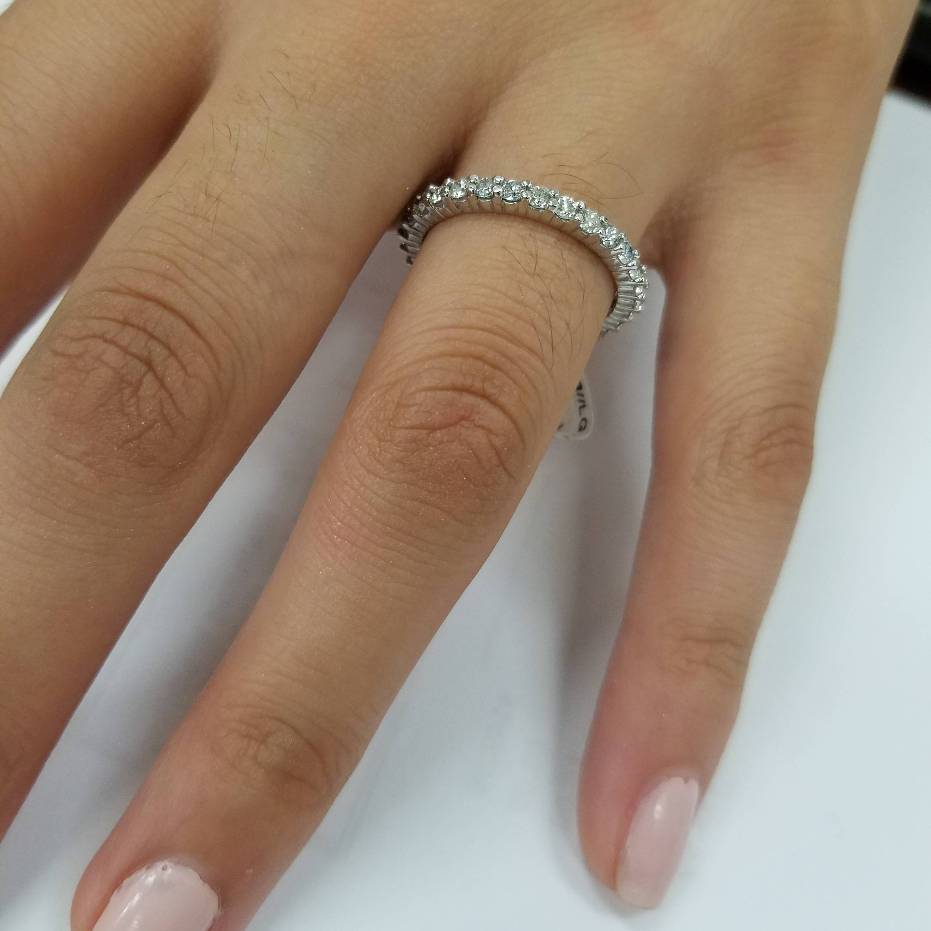 Inspirational Women's Engagement Rings and Wedding Bands